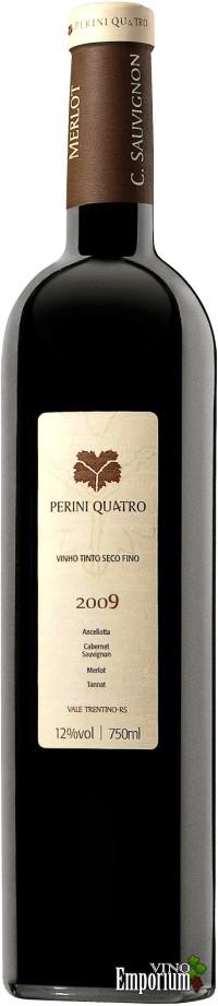 Ficha Técnica: Perini Qu4tro (2009)