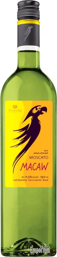 Ficha Técnica: Macaw Moscato (2011)