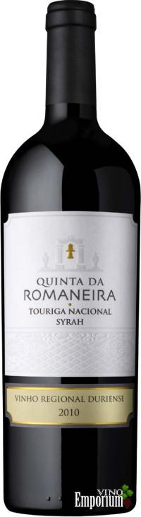 Ficha Técnica: Quinta da Romaneira Touriga Nacional - Syrah (2010)