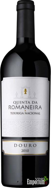 Ficha Técnica: Quinta da Romaneira Touriga Nacional (2010)