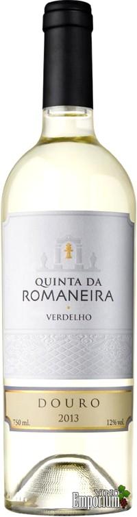 Ficha Técnica: Quinta da Romaneira Verdelho (2013)