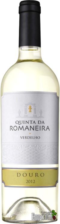 Ficha Técnica: Quinta da Romaneira Verdelho (2012)