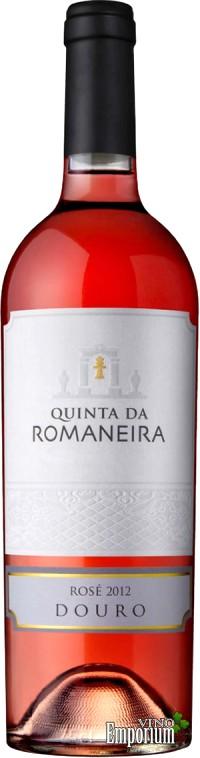 Ficha Técnica: Quinta da Romaneira Rosé (2012)