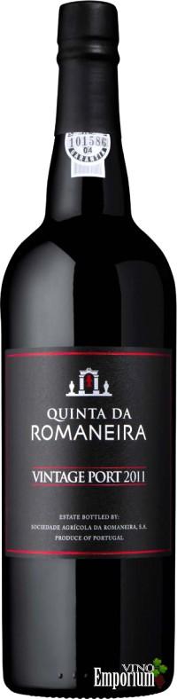 Ficha Técnica: Quinta da Romaneira Vintage (2011)