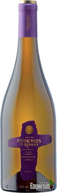 Ficha Técnica: Misiones de Rengo Gran Reserva Cuvée Chardonnay