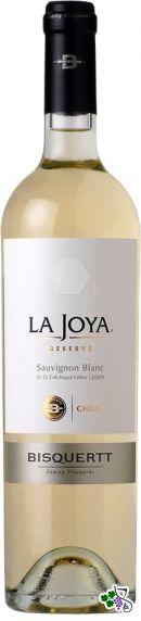 Ficha Técnica: La Joya Sauvignon Blanc Reserva (2009)