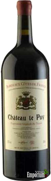 Ficha Técnica: Château Le Puy (2005)