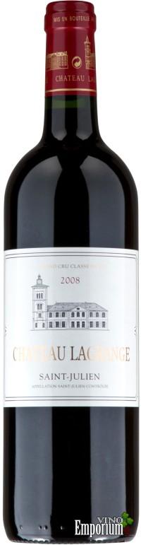 Ficha Técnica: Château Lagrange 3ème Grand Cru Classé (2008)