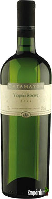 Ficha Técnica: Catamayor Viognier Reserva (2004)