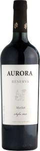 Aurora Reserva Merlot (2013)