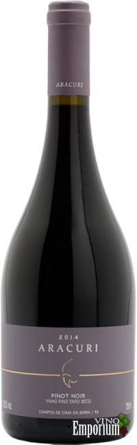 Ficha Técnica: Aracuri Pinot Noir (2014)