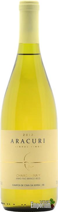 Ficha Técnica: Aracuri Chardonnay (2012)