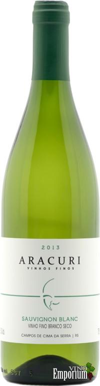 Ficha Técnica: Aracuri Sauvignon Blanc (2013)