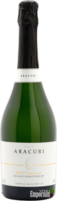 Ficha Técnica: Aracuri Brut Chardonnay (2014)