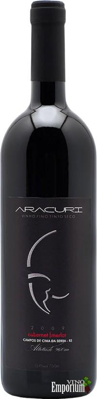 Ficha Técnica: Aracuri Cabernet - Merlot (2009)