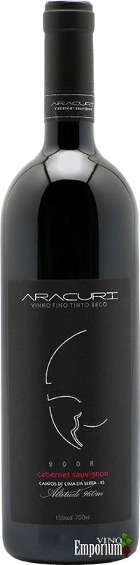 Ficha Técnica: Aracuri Cabernet Sauvignon (2008)