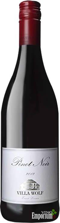 Ficha Técnica: Villa Wolf Pinot Noir (2012)