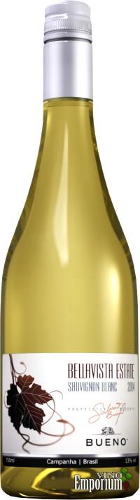 Ficha Técnica: Bueno Bellavista Estate Sauvignon Blanc (2014)