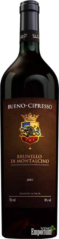 Ficha Técnica: Bueno Cipresso Brunello Di Montalcino (2007)