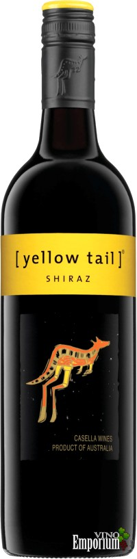 Ficha Técnica: Yellow Tail Shiraz