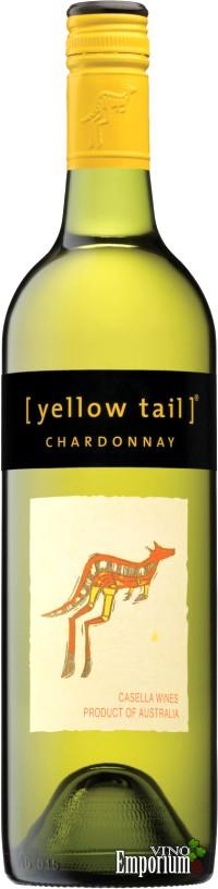 Ficha Técnica: Yellow Tail Chardonnay