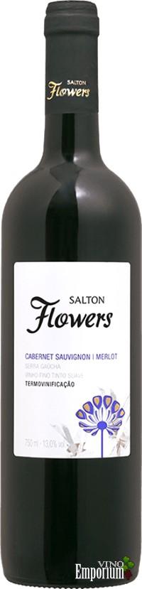 Ficha Técnica: Salton Flowers Tinto Suave