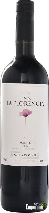 Ficha Técnica: Finca La Florencia Malbec (2013)