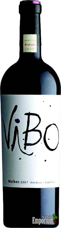 Ficha Técnica: ViBo Malbec Edição Limitada (2007)