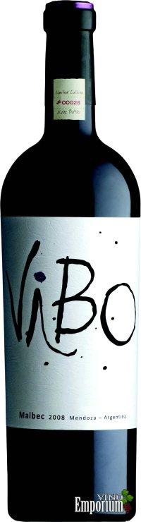 Ficha Técnica: ViBo Malbec Edição Limitada (2008)