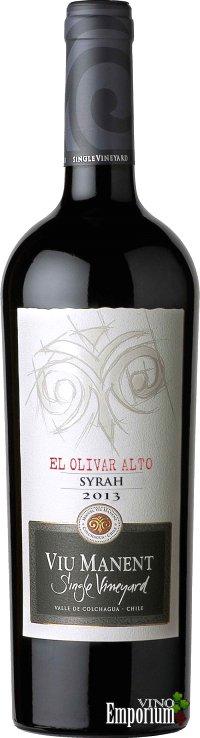 Ficha Técnica: Single Vineyard - El Olivar (2013)