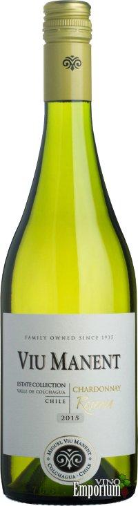 Ficha Técnica: Estate Collection Reserva Chardonnay (2015)