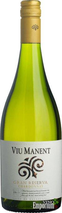 Ficha Técnica: Gran Reserva Chardonnay (2013)