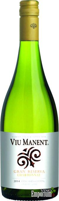 Ficha Técnica: Gran Reserva Chardonnay (2014)