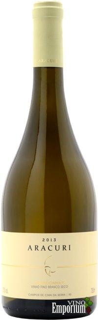 Ficha Técnica: Aracuri Chardonnay (2013)