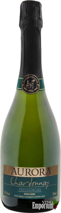 Ficha Técnica: Aurora Procedências Brut Chardonnay