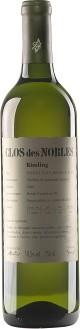Clos des Nobles Riesling (2010)