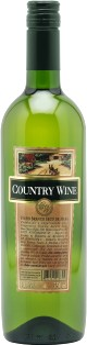 Country Wine Branco Seco