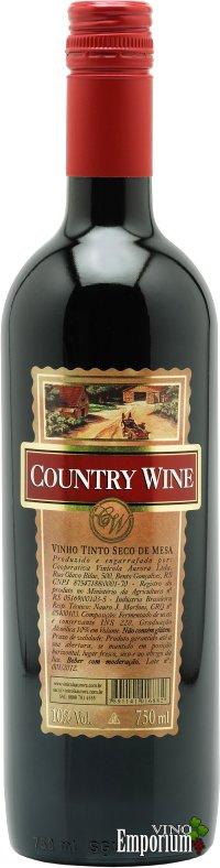 Ficha Técnica: Country Wine Tinto Seco