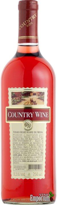 Ficha Técnica: Country Wine Rosé Suave