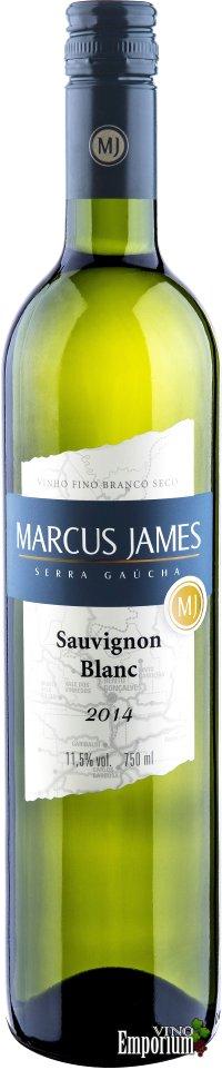 Ficha Técnica: Marcus James Sauvignon Blanc (2014)