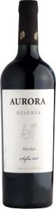 Aurora Reserva Merlot (2011)