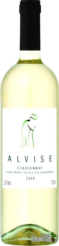 Ficha Técnica: Alvise Chardonnay