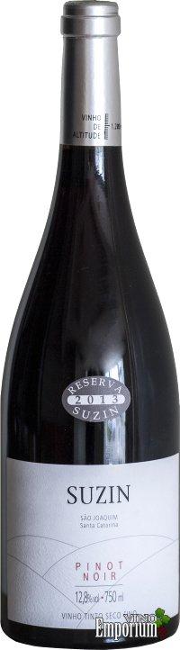 Ficha Técnica: Suzin Pinot Noir (2013)