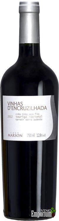 Ficha Técnica: Vinhas D'Encruzilhada Touriga Nacional (2012)