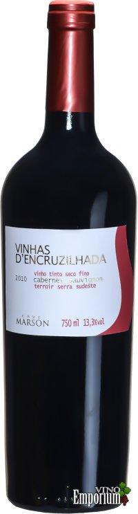 Ficha Técnica: Vinhas D'Encruzilhada Cabernet Sauvignon (2010)