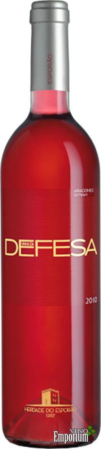 Ficha Técnica: Vinha da Defesa Rosé (2010)