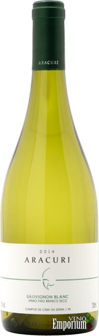 Ficha Técnica: Aracuri Sauvignon Blanc (2014)