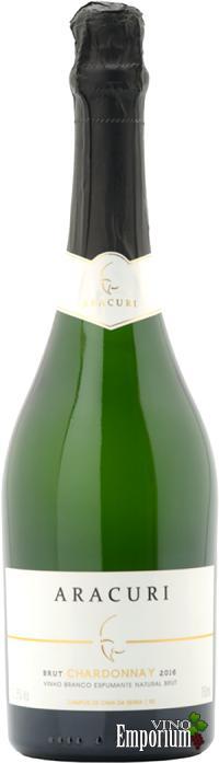 Ficha Técnica: Aracuri Brut Chardonnay (2016)