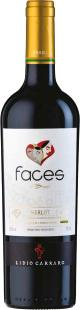 Faces Lidio Carraro Merlot (2013)