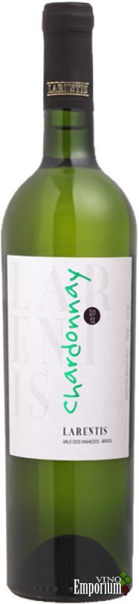 Ficha Técnica: Larentis Chardonnay (2012)